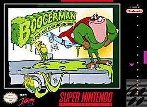 Boogerman: Underrated SNES Games