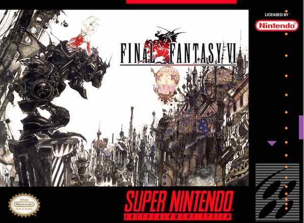 Final Fantasy VI SNES