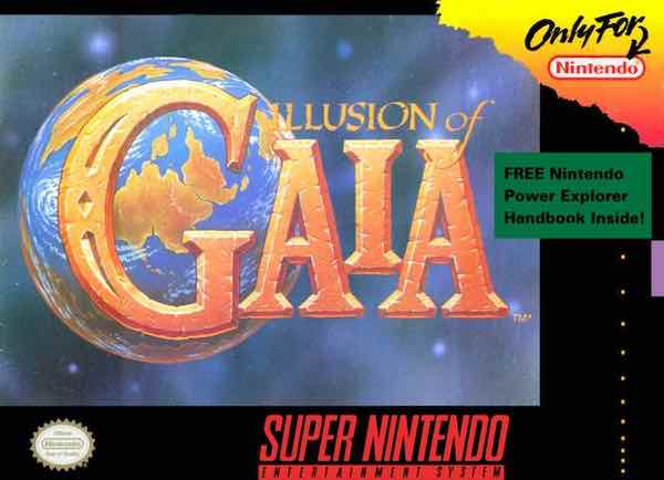 Illusion of Gaia SNES