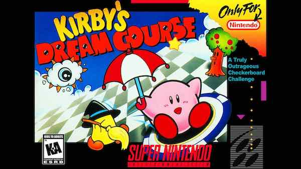 Kirby's Dream Course Underrated SNES Games