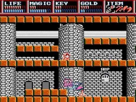 Legacy of the Wizard - Best NES RPGs