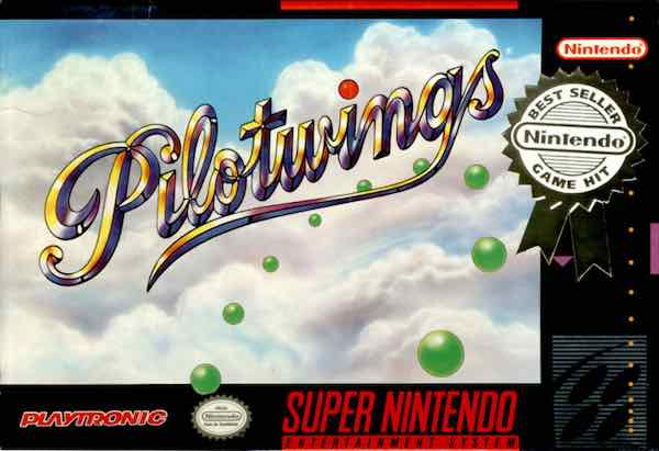 Pilots Wings is and Underrated SNES Game.