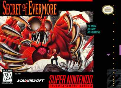 Secret of Evermore is a Underrated SNES game.