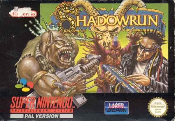 Shadowrun SNES