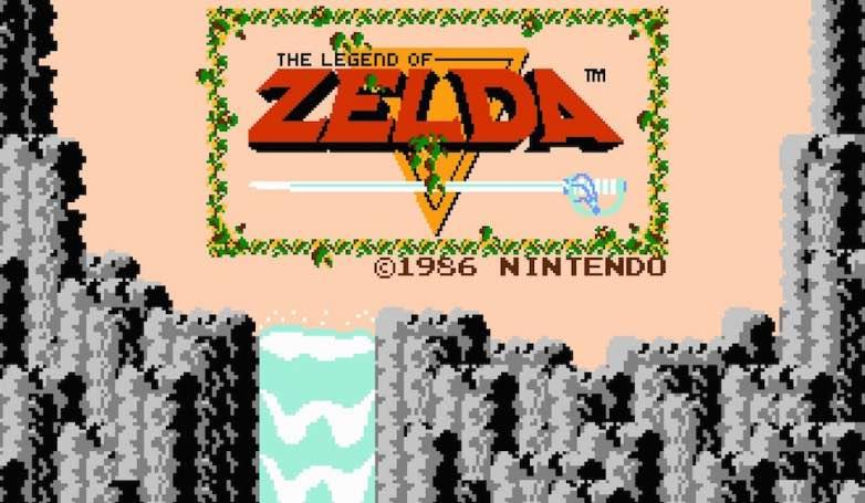 The Legend of Zelda - Best NES RPGs