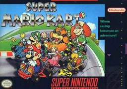 Best Multiplayer SNES Games of All Time: Super Mario Kart