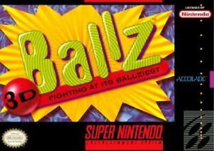 3d Ballz