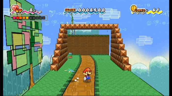 Best Wii RPGs 7. Super Paper Mario