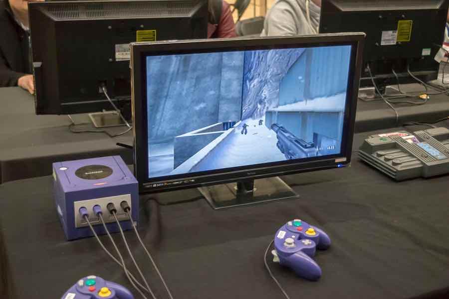 4 Player Gamecube Games: Goldeneye