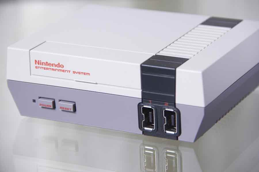 History of the NES