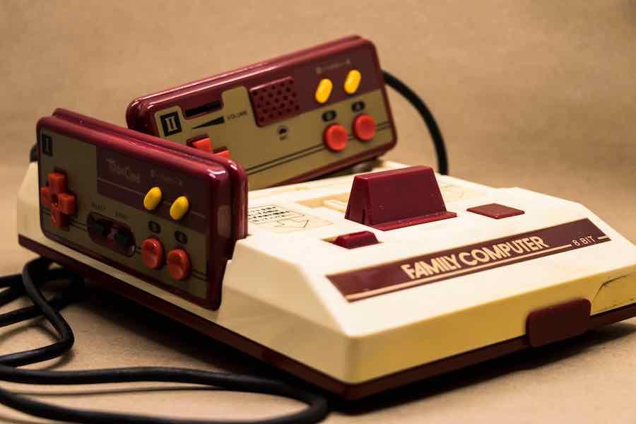 History of the NES: Nintendo Famicom