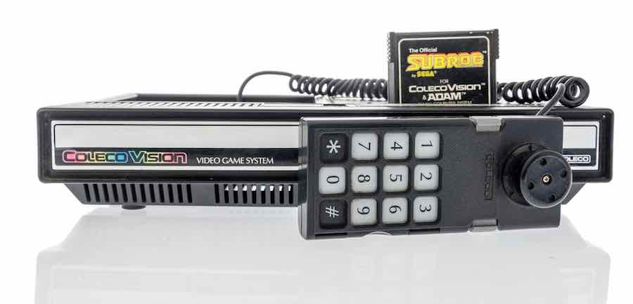 Coleco Vision Game System