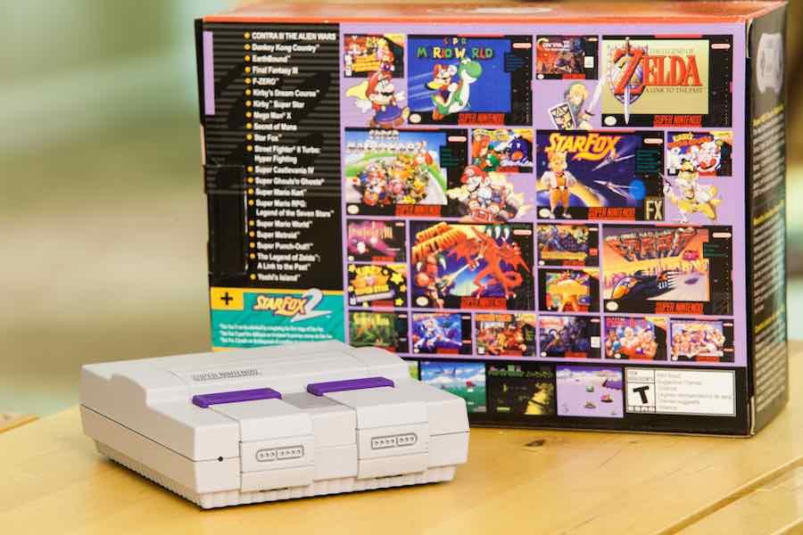 SNES Classic System