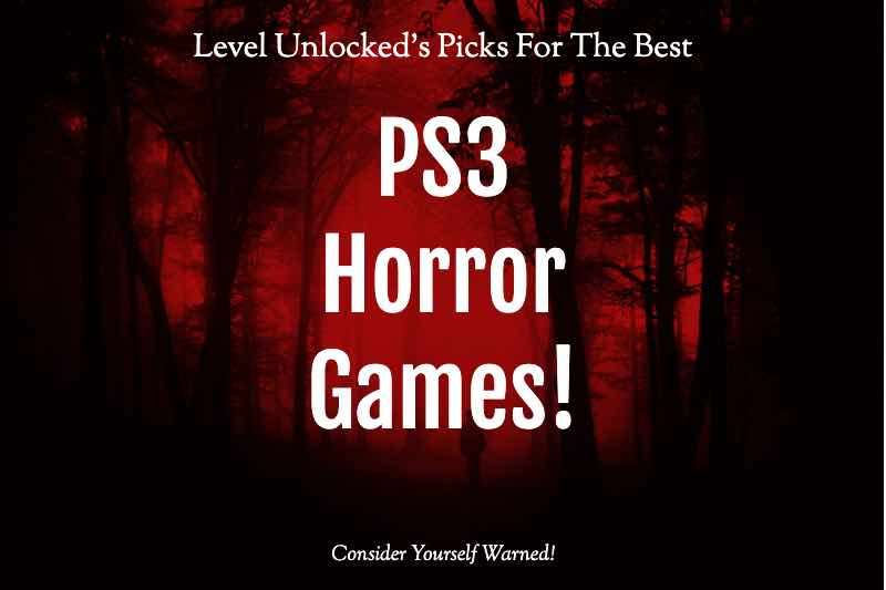 PS3 Horror Games